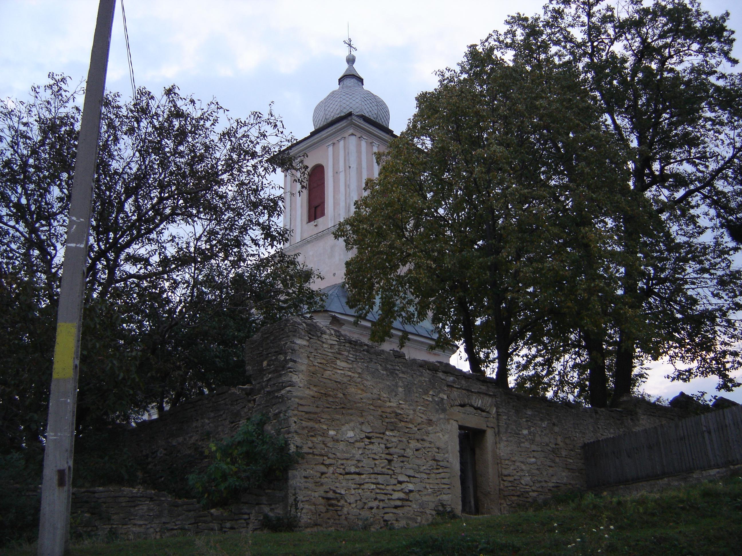 vedere biserica