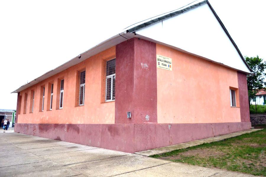 scoala poiana